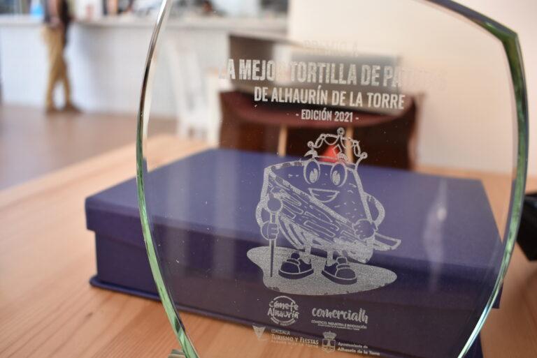 Mi Tierra gana el premio a la mejor tortilla de Alhaurín de la Torre